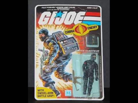 GI Joe Classic Carded Figures (1982 - 1987) MOC!