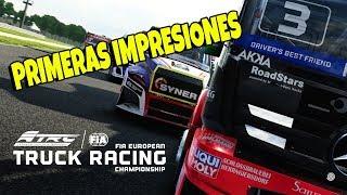 Vídeo FIA European Truck Racing Championship