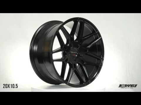 """Giovanna Bogota Wheel in Gloss Black 20x10.5"""""""