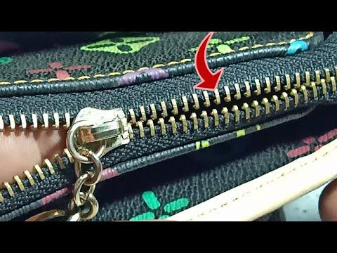 Cara memperbaiki resleting/Zipper