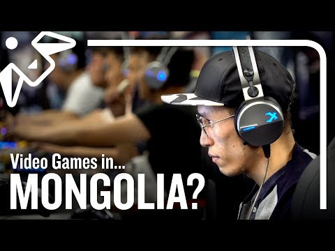 Mongolia's Video Game Grit