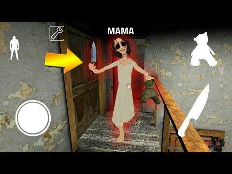 ДЕЛАЮ СЕКРЕТНУЮ КОНЦОВКУ ПРОТИВ МАМА ГРЕННИ - Playing Mama In Granny