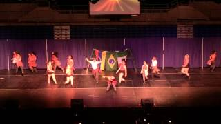 VISA 2015: UF Sabor Latino