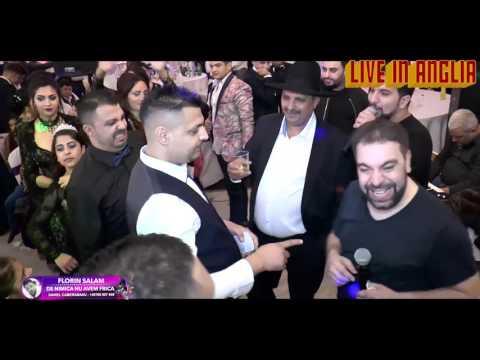 Florin Salam - TE-AS IERTA LIVE 2017,nebunia anului live 2017 nou