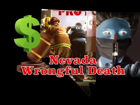 Wrongful Death Lawsuits in Las Vegas