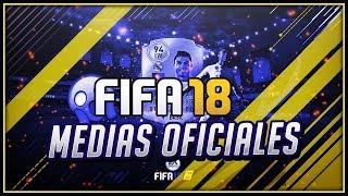 FIFA 18/ PRIMERAS MEDIAS OFICIALES/ Carta de MESSI
