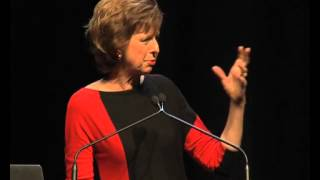 Bettina Arndt 'Why sex matters so much to men' at Happiness & Its Causes 2011