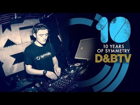 D&BTV Live #220: 10 Years of Symmetry - Boston & Visionobi
