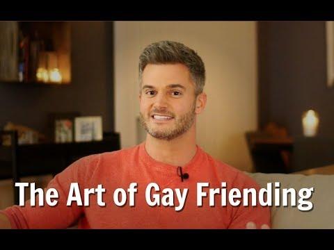 The Art of Gay Friending