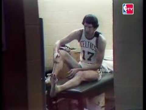 NBA ON CBS - 1976 Phoenix Suns vs Boston Celtics Intro