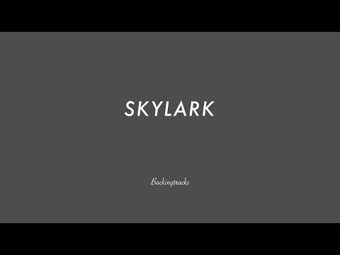 SKYLARK - Backing Track Play Along Jazz Standard Bible 2