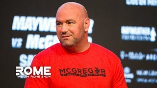 dana-white-talks-conor-mcgregor-punching-old-man-ufc-241-and-more-the-jim-rome-show