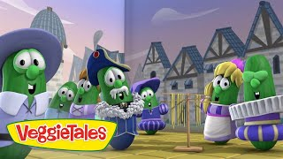 Veggie Tales | Kilts and Stilts | Veggie Tales Silly Songs With Larry | Kids Cartoon