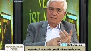 35.Bölüm MÜTEŞABİH AYET-ADEM İLK İNSAN DEĞİL İLK PEYGAMBERDİR (29.05.2014)