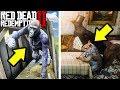 Secret Gorilla Mystery in Red Dead Redemption 2! RDR2 Easter Eggs