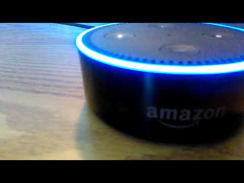 Amazon Alexa refuses to answer some questions about chemtrails.