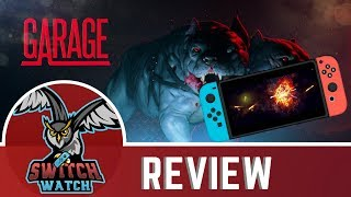 Garage Nintendo Switch Review (Video Game Video Review)