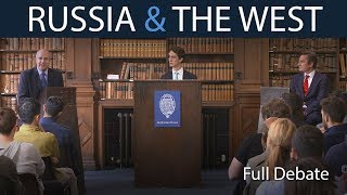 Russia | Full Head-to-Head Debate | Oxford Union