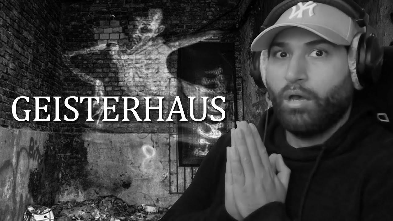 Ich besuche verfluchtes Geisterhaus! (Extrem Gruselig) #1