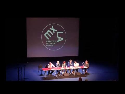 MXLA 2017 Forum, Day 2: Book Publishing Panel