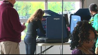 Orangeburg voters had precinct moved due to renovations