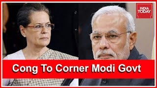Congress To Corner Modi Govt On Agusta Probe In Parliament Today After India Today Expose