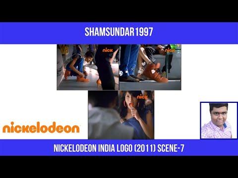 Nickelodeon India Logo (2011-2012) Scene-7