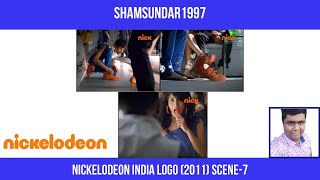 Nickelodeon India Logo (2011-2012) Scene-7