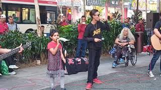 Memori Berkasih (bahasa Apa Ni) Adik Lina Feat Real Band