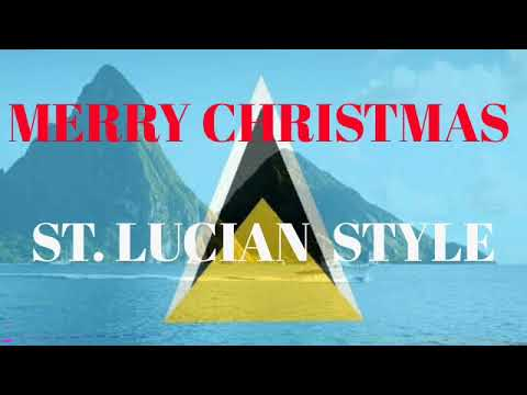 MERRY CHRISTMAS ST. LUCIAN STYLE - Mighty Pelay