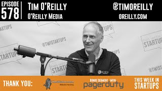 Tim O'Reilly's WTF Economy takes on how tech is transforming our workforce