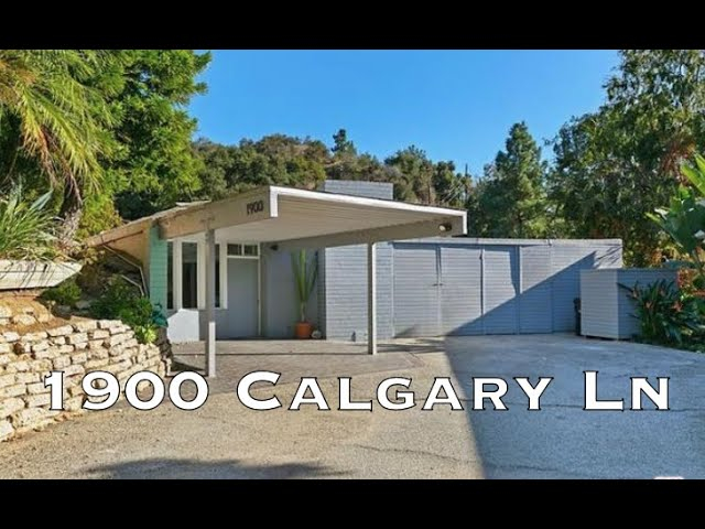 1900 Calgary Ln, Los Angeles CA 90077