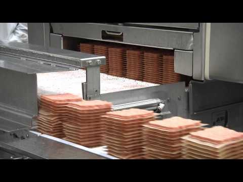 How Ground Beef and Hamburgers are Made