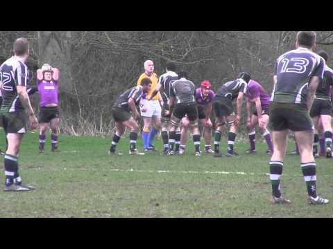 Durham University 2nd XV vs Edinburgh University 1st XV