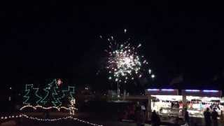 Lawton Oklahoma fireworks 2014 New Years