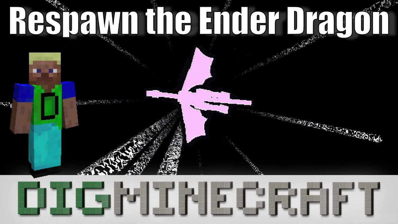 How to respawn the Ender Dragon in Minecraft (no game commands required)