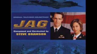 JAG ORIGINAL SOUNDTRACK 17 - Bonus Track - JAG Theme