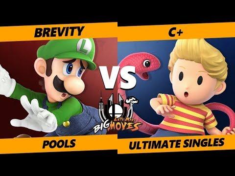 LMBM SSBU - Brevity (Luigi) Vs. C+ (Lucas) SSBU Singles Pools