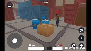 Как попасть в закрытый контейнер (Хайд онлайн) тебя не видно и не убить!?.