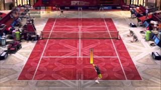 Virtua Tennis 2009 World Tour #01 King of Players