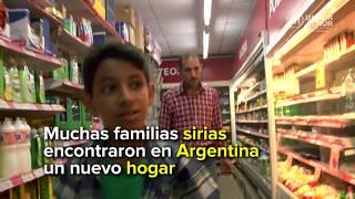 Programa Siria: un nuevo hogar en Argentina