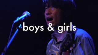 壊れかけのテープレコーダーズ / boys & girls (at 秋葉原 CLUB GOODMAN 2018.7.20)