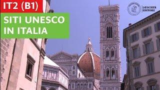 Italiano per stranieri - I siti Unesco in Italia