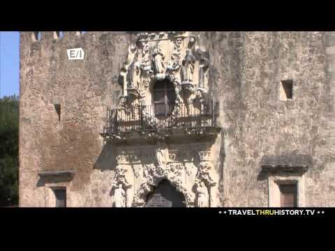 San Antonio Missions National Historical Park - San Anotnio, Texas - Travel Thru History