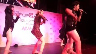NU'EST Action - Showcase In Singapore 121026