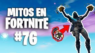 ¡¡Bomba Boogie vs el Baile de los Tacos!!  -  Mitos Fortnite - Episodio 76