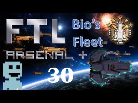 Bio Plays : FTL : Bio's Fleet : Ep.30 The Hackening