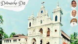 Dotonicho Dis | Catechetical Day | St.Anthony Parish Siolim