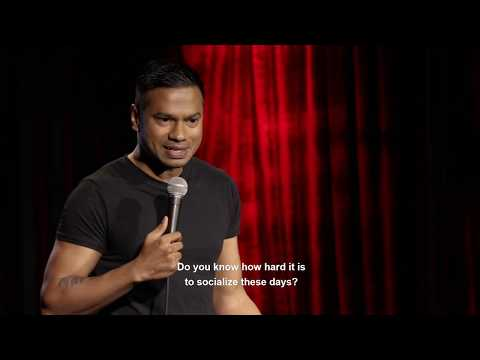 Living with Anxiety Disorder (Stand-up Comedy)