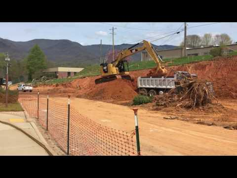 May 20, 2016 Harris Regional Hospital Emergency Room Construction